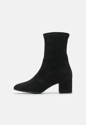 DELICATE - Classic ankle boots - schwarz