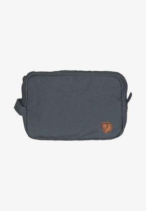 GEAR - Wash bag - dark grey