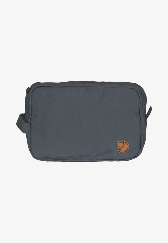 GEAR - Wash bag - dark grey