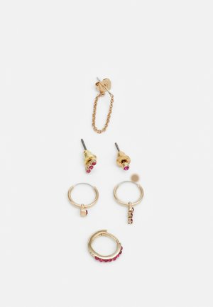 FINE STUF AND EAR CUFF 6 PACK - Náušnice - gold-coloured