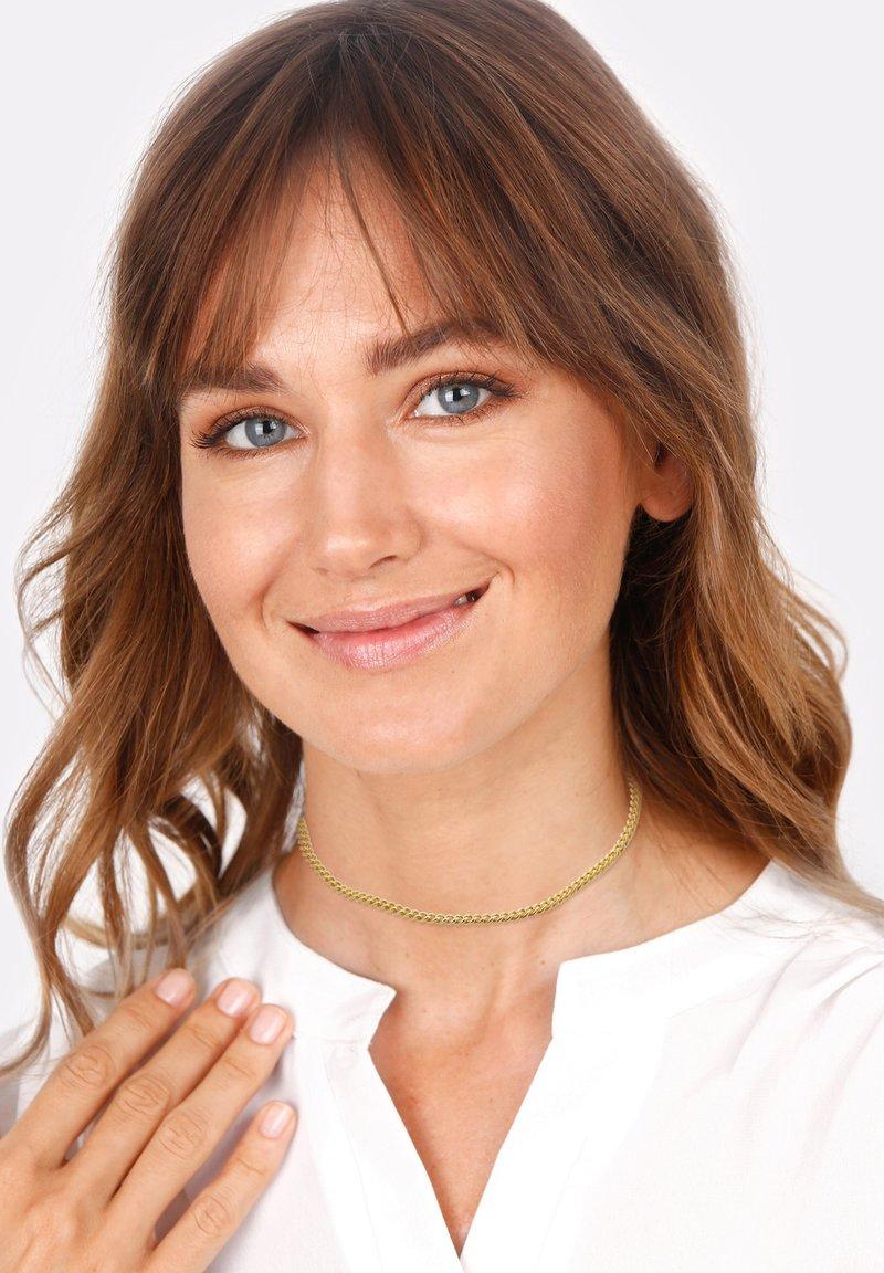 Elli - CHOKER CLASSIC - Necklace - gold