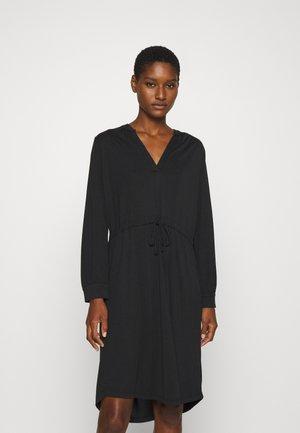 SLFMIE DAMINA DRESS - Robe en jersey - black