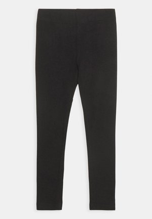 BASIC SUSTAINABLE - Leggings - Trousers - black