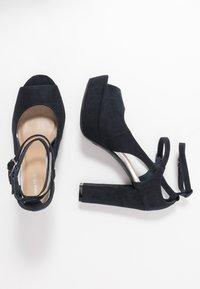 Anna Field - High heeled sandals - dark blue - 3