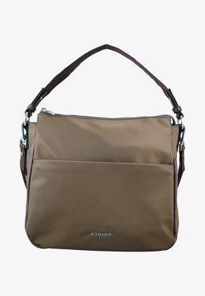 KLOSTERS ISALIE  - Handbag - camel