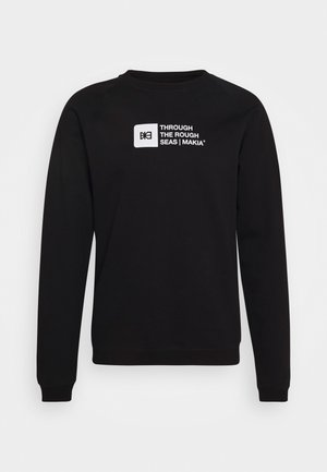 FLINT LIGHT - Sweatshirt - black