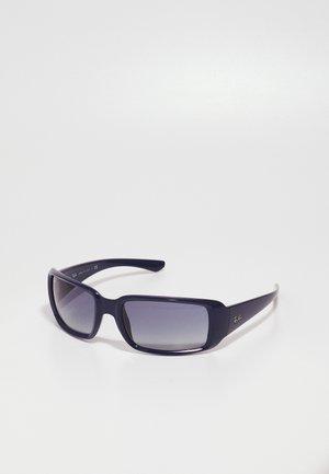 Okulary przeciwsłoneczne - shiny blue