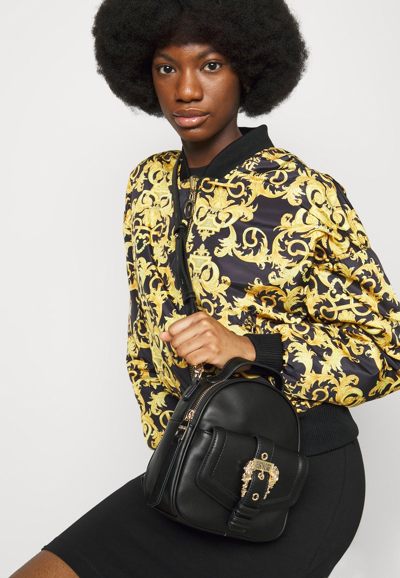 Versace Jeans Couture - SMALL BACKPBACK - Rucksack - nero