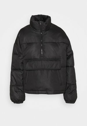 ANORAK PADDED JACKET - Winter jacket - black