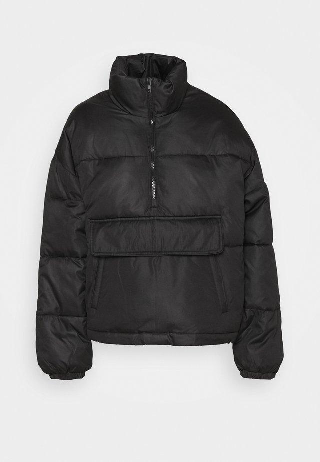 ANORAK PADDED JACKET - Zimní bunda - black