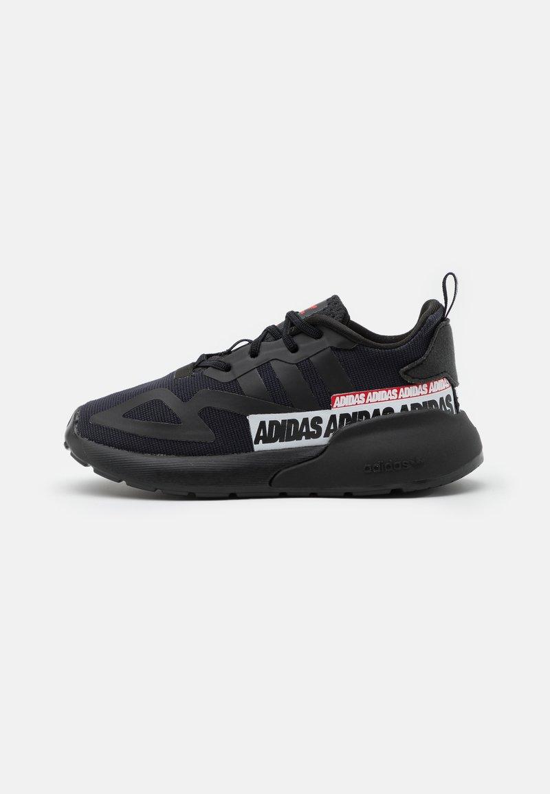 adidas Originals - ZX 2K EL I UNISEX - Zapatillas - core black/footwear white