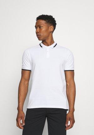 ONSMILLENIUM LIFE SLIM - Polo shirt - white