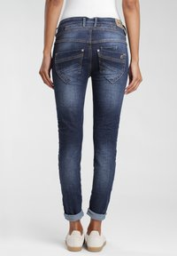 Gang - SLIM FIT MARGE - Slim fit jeans - no square wash - 1