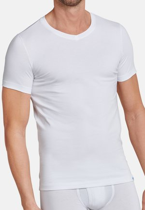 2 PACK - Undershirt - weiß