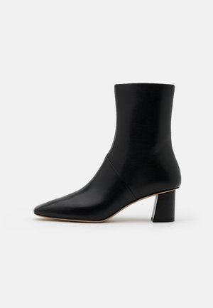 TESS SQUARE TOE BOOT - Stivaletti - black