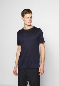 Paul Smith - GENTS  - Basic T-shirt - dark blue - 0