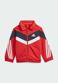adidas Performance - Tracksuit - red - 1