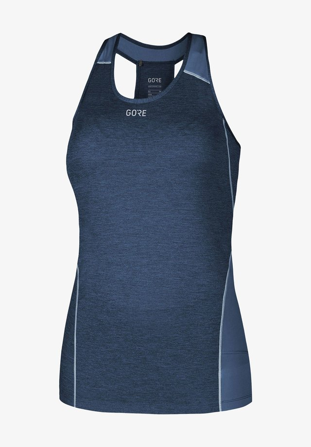 Sports shirt - dunkelblau