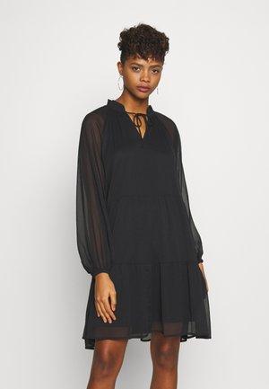 ALFINA DRESS - Day dress - black