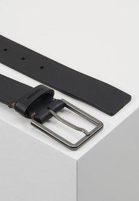 Calvin Klein - ESSENTIAL BELT - Pásek - black - 2