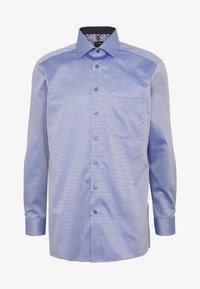OLYMP - LUXOR MODERN FIT GLOBAL KENT - Overhemd - marine - 3