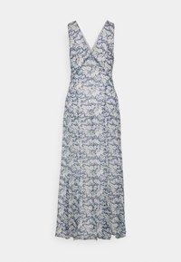 Polo Ralph Lauren - Maxi dress - blue/cream - 9