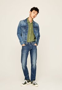 Pepe Jeans - PINNER - Denim jacket - denim - 1