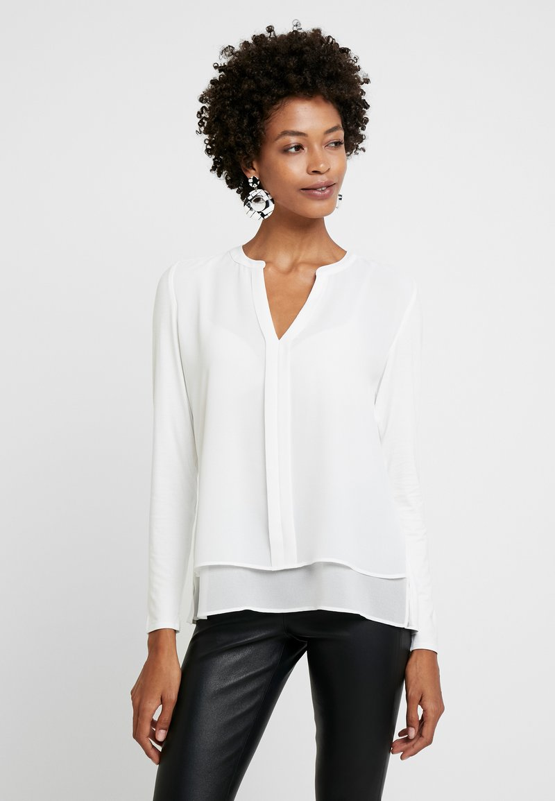 Opus - FOGAT - Blouse - milk