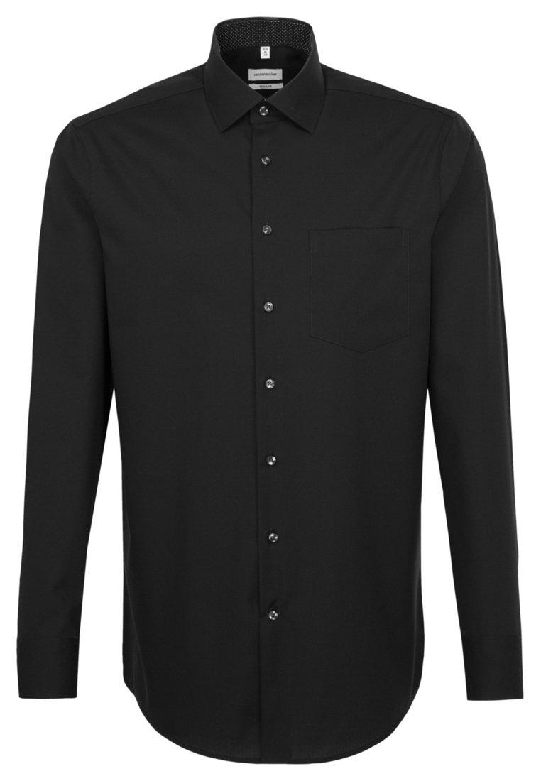 Schwarze Anzug für Herren für einen stillvollen Auftritt