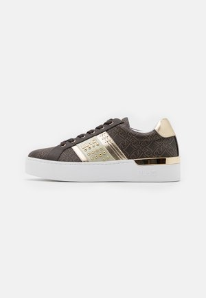 SILVIA  - Sneakers basse - brown