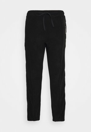 SCOT PANTS UNISEX - Trousers - black