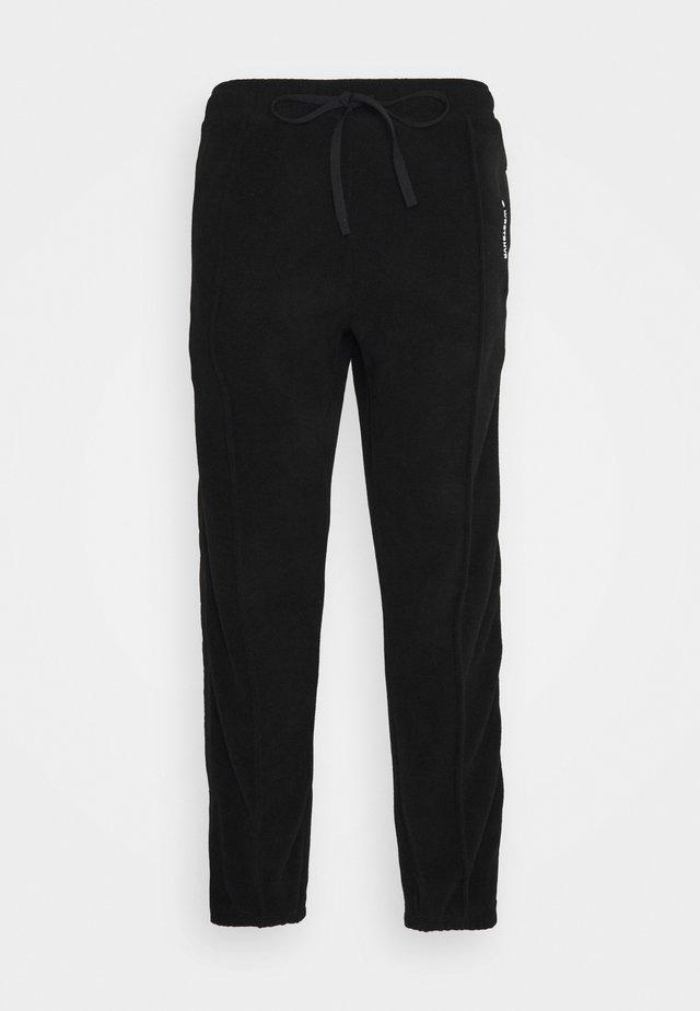 SCOT PANTS UNISEX - Kalhoty - black