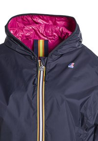 K-Way - Summer jacket - blue-d-fuchsia - 3