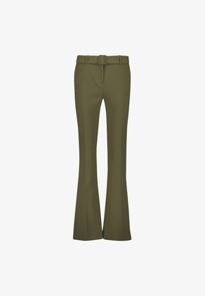Trousers - deep military