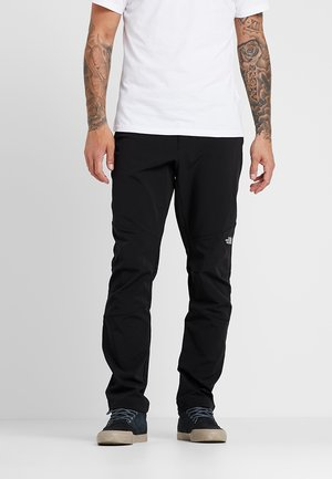 DIABLO - Pantalons outdoor - black