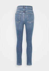 Agolde - Jeans Skinny Fit - amped light indigo - 6