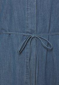 GAP Petite - MIDI - Denim dress - medium - 2