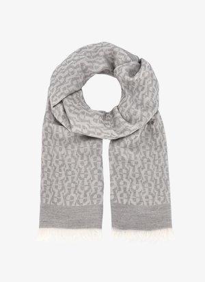 CASUAL 190 CM - Schal - slate grey