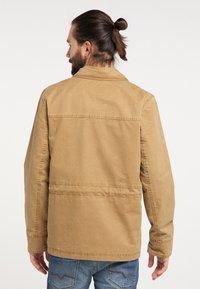DreiMaster - Light jacket - dunkelsand - 2