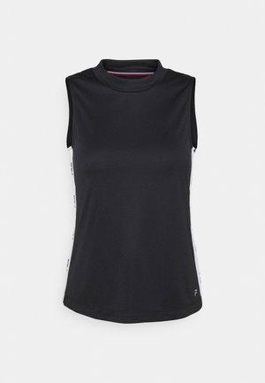 LYLA - Treningsskjorter - black