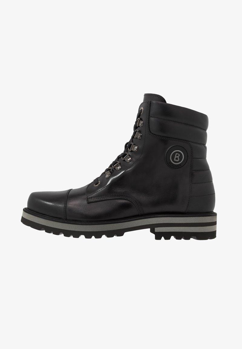 Bogner - COURCHEVEL - Lace-up ankle boots - black
