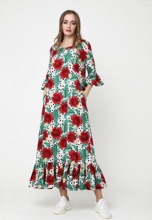 Maxi dress - rosa rot
