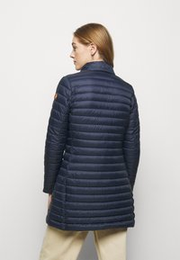 Save the duck - GIGA BRYANNA DETACHABLE HOODED - Winter coat - navy blue - 4
