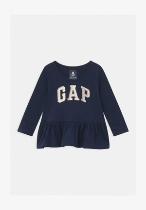 TODDLER GIRL LOGO - Long sleeved top - blue galaxy