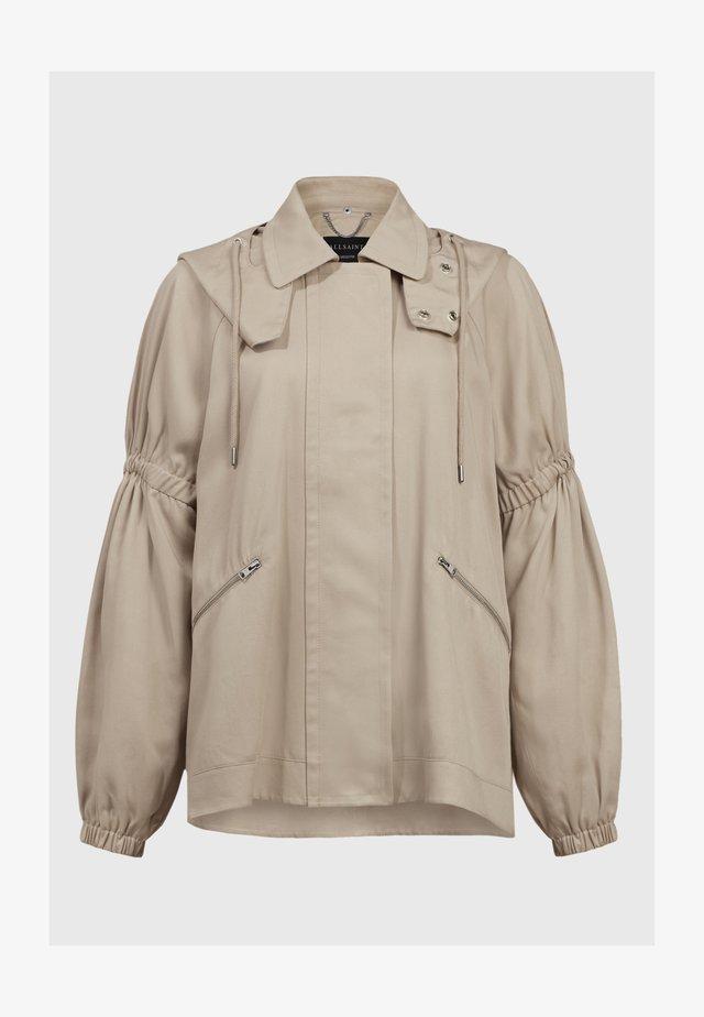 CHERRY  - Summer jacket - beige