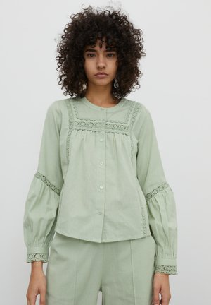 Bluser - grün