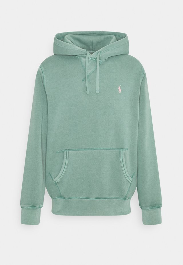 HOOD LONG SLEEVE - Sweatshirt - haven green