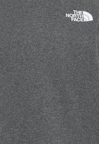 The North Face - STANDARD TEE - Långärmad tröja - medium grey heather - 2