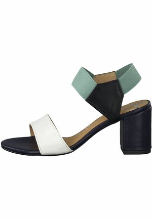 Sandals - black nappa c.