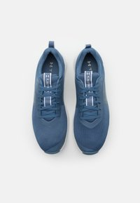 Under Armour - CHARGED AURORA - Sports shoes - mineral blue - 3